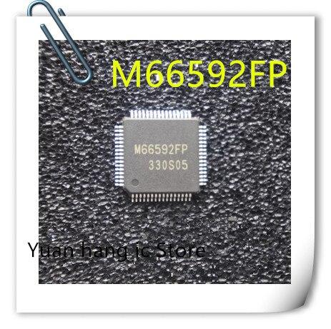 5pcs lot original M66592FP M66592 QFP64