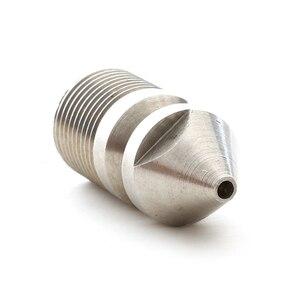"""Image 3 - Boquilla de alcantarillado de 1/4 """", Bsp 1, adelante 3, arandela de alta presión"""