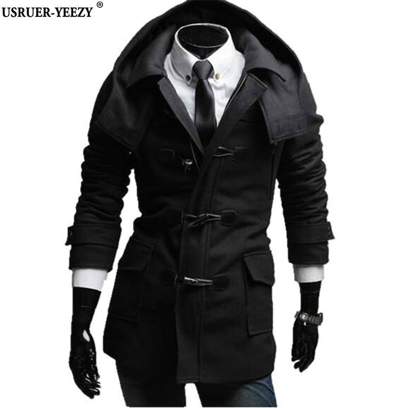 Online Buy Wholesale duffle coat men from China duffle coat men ...