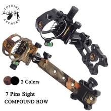 1pc Archery Compound Bow Sight 0.019