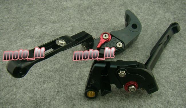 Складные сцепные комплект для Kawasaki 2007-2013 Z1000 и 2006-2012 ниндзя ZX10R и 2011 2012 Z750R