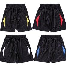 Новые шорты для настольного тенниса/бадминтона, мужские/женские шорты, быстросохнущие, дышащие теннисные шорты