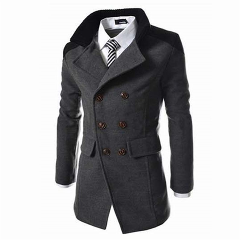 overcoat fashion Picture - More Detailed Picture about Winter ...