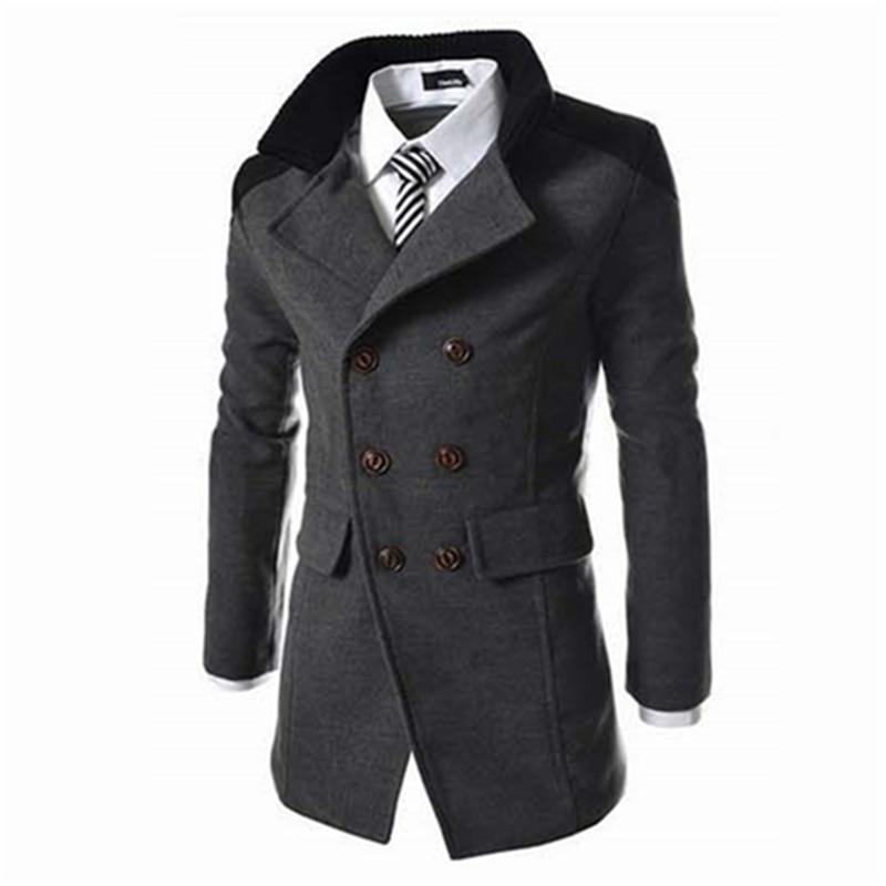 Popular Jacket Wool Men-Buy Cheap Jacket Wool Men lots from China ...
