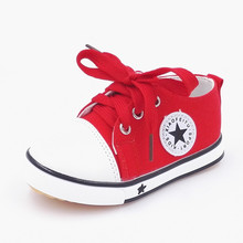Plus Size Children sneakers boots kids canvas shoes girls boys casual shoes mother best choice baby shoes canvas special sale