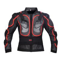 Reomoto child Woman's Motorcycle Full body Armor Protective Racing Jackets,Motocross Racing Riding Protection Jacket S XL