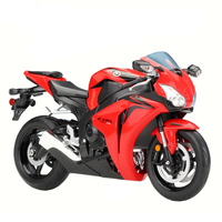 1 10 Model Of Alloy Motorcycle 1 10 HONDA CBR1000RR Simulation Toys Hobby Collection Gift Toy