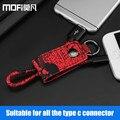 Зарядный кабель MOFi  USB Type-C  для Samsung S9/S8/Note 9/oneplus/6/5t/huawei p20