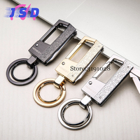 High Grade Men Keychain Car Pendant Key Holder Luxury Business Gift For Mercedes BENZ C200 W210