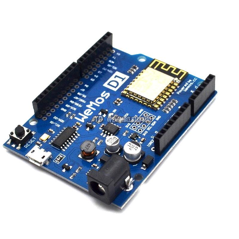 Upgraded WeMos D1 R2 WiFi UNO Development Board Based ESP8266