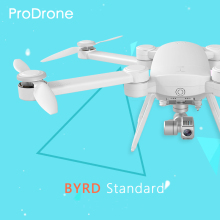 ProDrone Byrd Standard Uav Rc Quadcopter Helicopter Font B Drone Action Sports Camera With