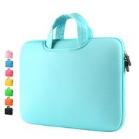 11 13 15 Laptop Bag Sleeve Notebook Cover Case Pouch Handbag Carry Bag For Macbook Air