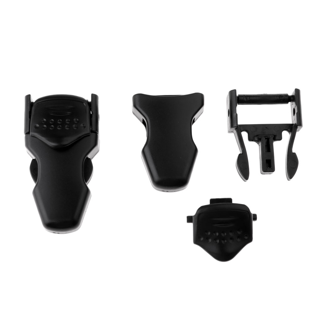 High Quality Lot 2 Scuba Diving Swimming Fin Strap Buckles Replacement Spare Accessories Dive Fin Strap Buckles