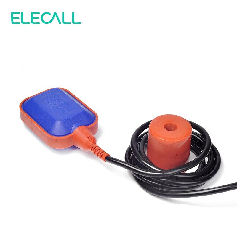 Haute qualité 10m contrôleur flotteur interrupteur liquide commutateurs câble liquide fluide niveau d'eau flotteur interrupteur contrôleur contacteur capteur - 4