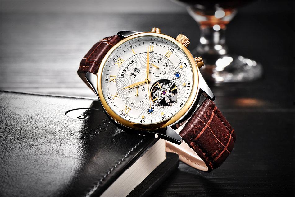 HTB1xtiJQVXXXXc1XpXXq6xXFXXXh - BINSSAW Fashion Luxury Watch for Men