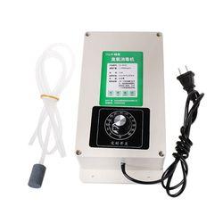 2000mg Generator ozonu oczyszczacz powietrza maszyna zapach Cleaner dezynfekcji powietrza System dezynfekcji lotosu części do oczyszczania powietrza
