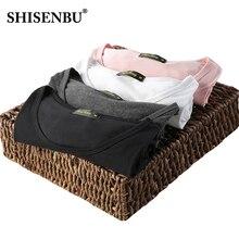Moda 2 sztuka zestaw włókna bambusowego mężczyźni t shirt pochłaniające pot tkaniny koszulki podkoszulek Solid color Tee topy M XXXL darmowa wysyłka