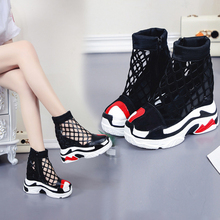 Women Summer Hidden Heel Gladiator Sandals