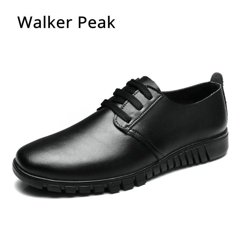 Mens Shoes Spring Autumn Casual Shoes for mens Fashion Genuine Leather Soft Driving Shoes Loafers Flats Big size 47 Walker Peak supper comfort mens genuine leather loafer shoes 2015 spring hand made loafers slip on flats for man shoes casual driving shoes