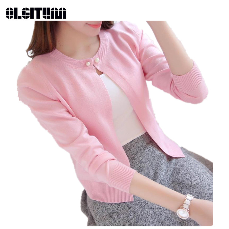 New 2020 Spring Autumn Sweater Cardigan Sunscreen Shawl Thin Coat Long Sleeve Sweater Girl Summer Air Conditioning Open Stitch