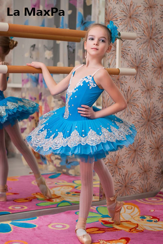 ФОТО 2016 New Arrival Children Ballet Tutu Dress Swan Lake Multicolor Ballet Costumes Kids Girl Ballet Dress for Children