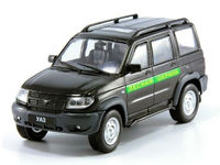 1:43 classic Russian car alloy car model UAZ SUV Alloy model