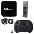 MX TV Box Quad Core Smart for Android 8GB Player XBMC WIFI 1080P Film + Wireless Keyboard with Touchpad UK AH013