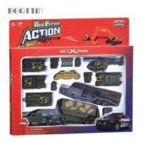 Hoge Kwaliteit Legering Model Auto Pak Leger Tanks Auto Jongen truck goedkope speelgoed auto-styling dinky machines kids toys voor kinderen Gift