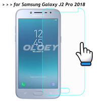 For Samsung Galaxy J2 Pro 2018 Tempered Glass 9H Screen Protector Safety Protective Film On Grand