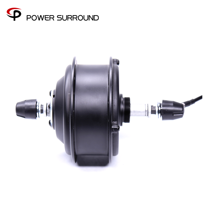 2018 Hot Electric Bicycle 36v 350w Rear Wheel Motor Brushless Bicicleta Eletrica Dgw07-md Hub For Bike