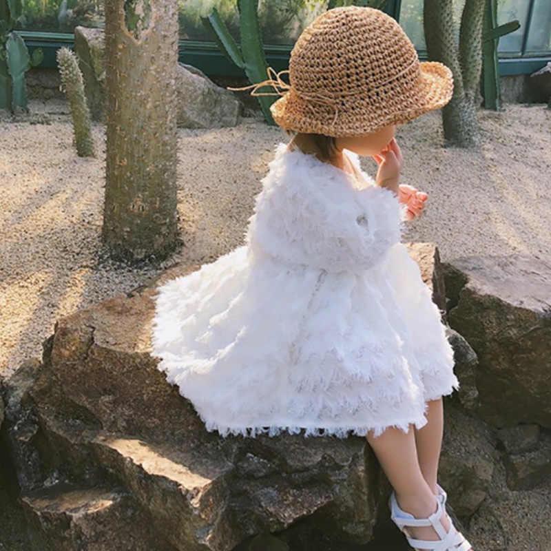Handmade หมวกเด็กเด็ก Travel Seaside Sun Protection Sun หมวกผีเสื้อหมวกชาวประมงเด็ก Sunhat ฤดูร้อน