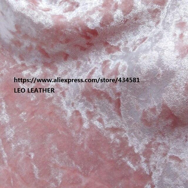 Italian Velvet Fabric High Quality Crushed Velvet For Curtain Sofa