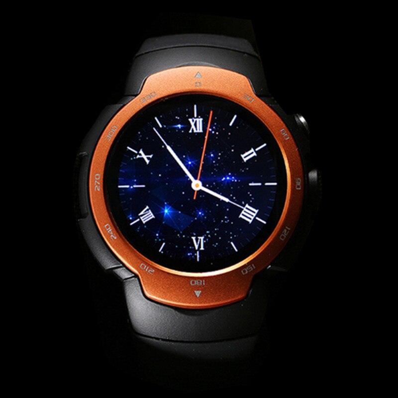 Z9 android 5.1 mtk6580 quad core smart watch teléfono al aire libre 360*360 Pant