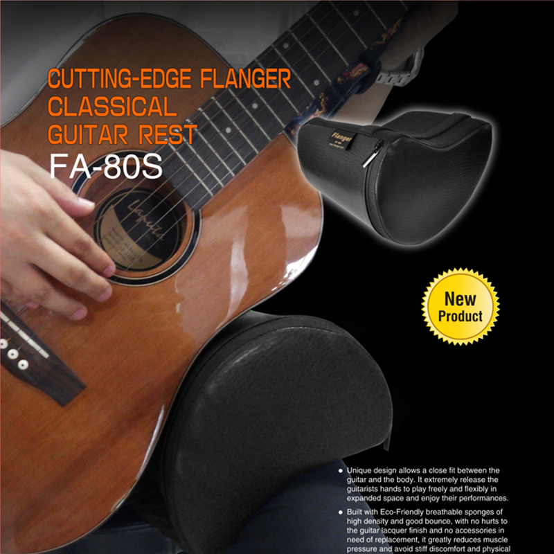 Flanger FA-80S Classical Guitar Rest for classical & acoustic guitar раскладушка therm a rest therm a rest luxurylite mesh xl