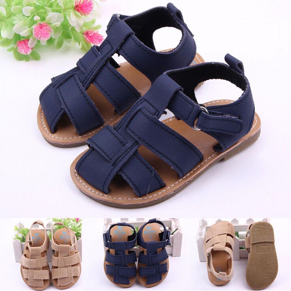 8f5c60dad Matorrales del bebé Muchachos Del Niño Primeros Caminante Zapatos ...