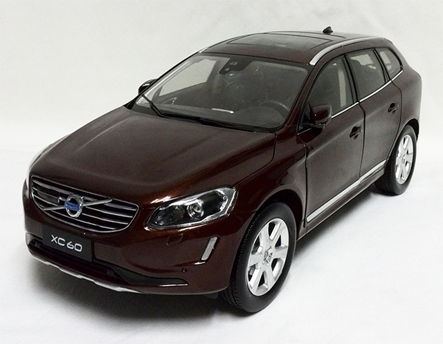 Diecasts & Toy Vehicles 1:18 VOLVO XC60 2015 die cast Model car (New Arrival)-in Diecasts & Toy ...