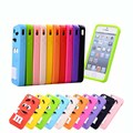 For Alcatel One Touch Pop C7 3D Chocolate Candy M&M's M&M Silicone soft back fundas conque For Alcatel One Touch Pop C9