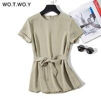 Простая и стильная блузка