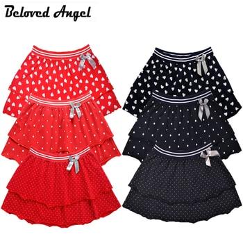 5dc89b2c8 Faldas de bebé de estilo veraniego para niñas Pettiskirts tutú estampado  vestido de baile para niño fiesta Kawaii niños falda ropa para niños 1 -16 T