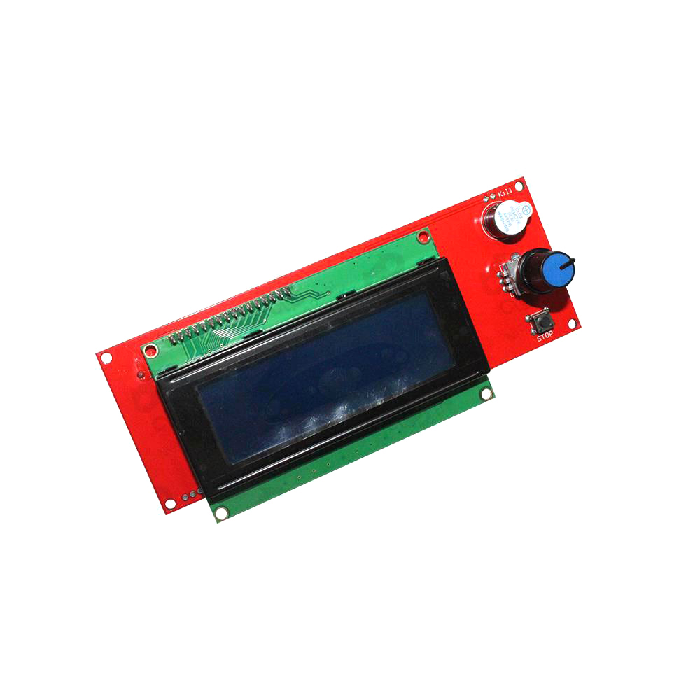 cheapest 3D printer lcds display screen original LCD 2004  Ramps 1 4 LCD panel LCD2004 good compatibility durability stability