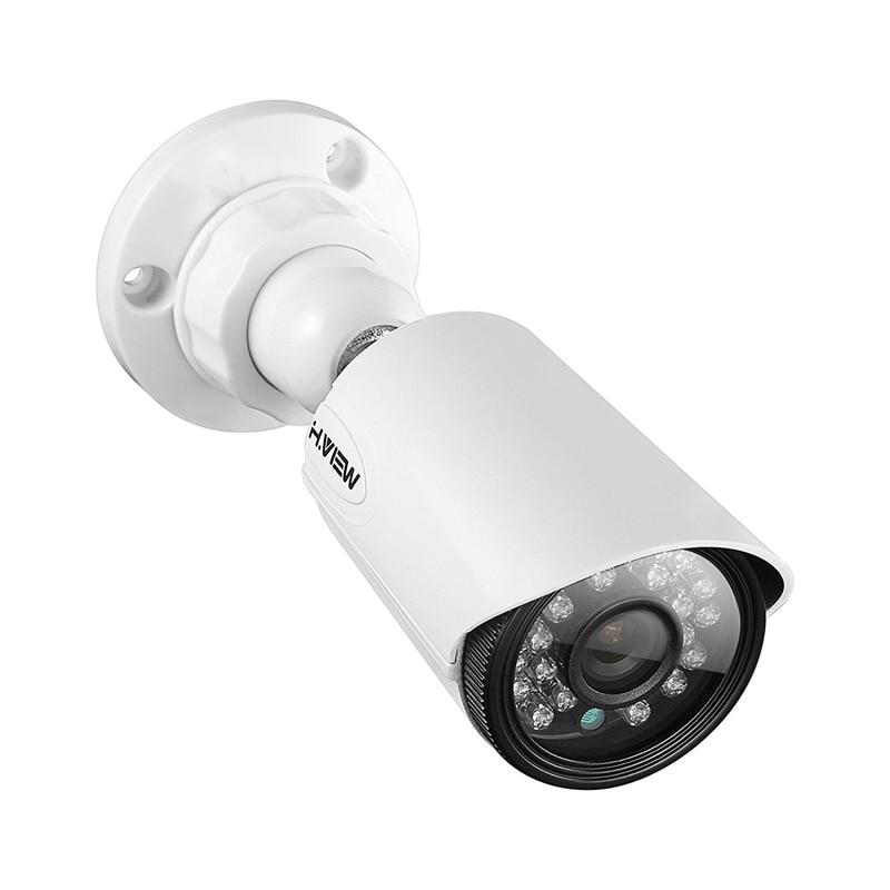 H. Voir 720 P CCTV Caméra 1.0MP Caméra de Sécurité IR 20 m Caméra de Surveillance Intempéries Extérieure Kamera Intérieure Facile Installtion