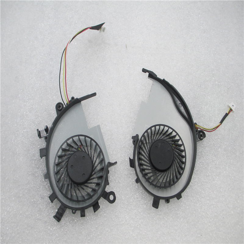 Image 2 - CPU and GPU Cooling Fan for FOR ACER Aspire V5 552G V5 572G V5 573G V5 552 V5 472 V5 472P V7 582PG DFS400805PB0T FCBB-in Fans & Cooling from Computer & Office