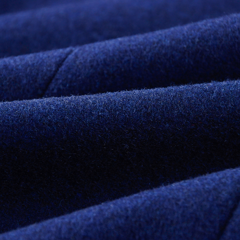 Laine Femme Laine Et Coréenne Minceur Nouvelle Petit Costume Printemps Manteau De Long marine Professionnel Costume 2019 Moyen Version Noir Au longueur Bleu qwp0tIT0