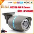 H.265 HI3516D + OV4689 камеры безопасности IP 4MP мини-пуля IP камера открытый 4MP ONVIF 2.0 4 30-мегапиксельная камера ик-фильтр P2P