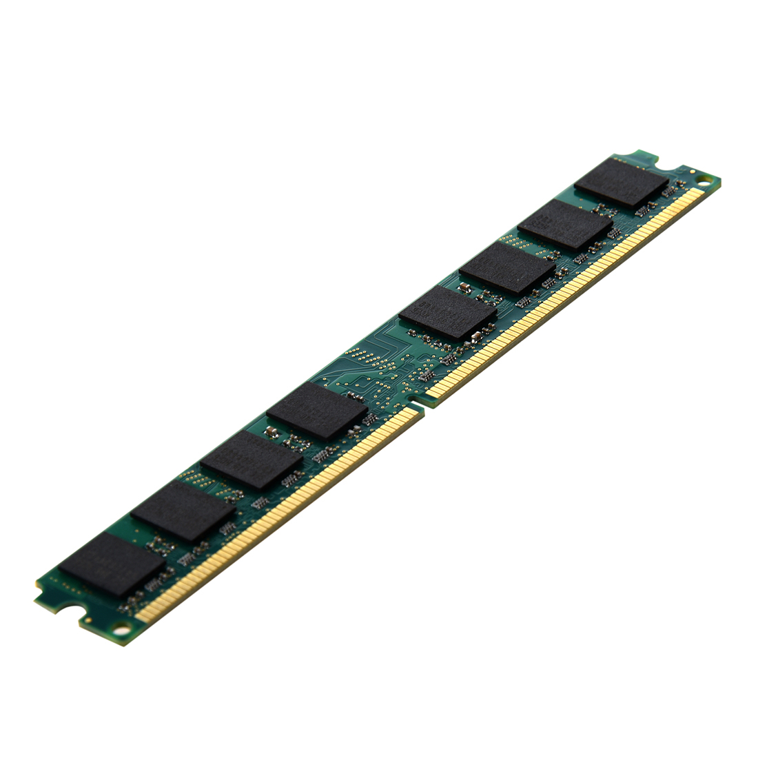 Nouveau 4 GB 2X2 GB PC2-6400 pc6400 DDR2-800MHz De Bureau Mémoire 240PIN DIMM