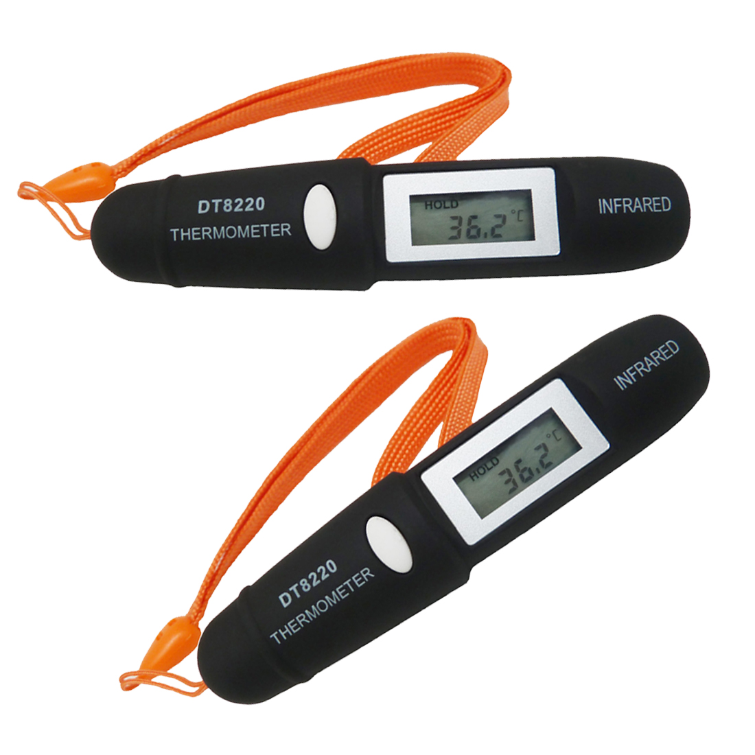 Pen Type Mini Infrared Thermometer IR Temperature Measuring LCD Display Measuring Tools -50C~220C