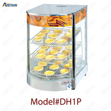 DH1P Commercial Countertop Electric Stainless Steel snack bread pizza Food Warmer Display Showcase цена и фото