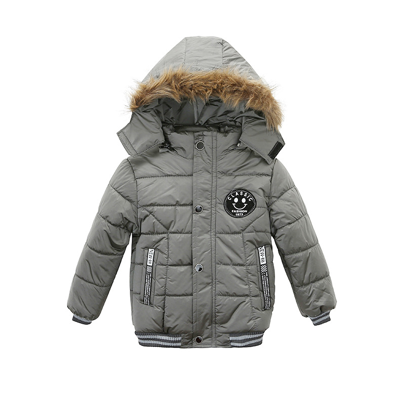 Boys Clothes boys winter jacket kids down jacketts kids clothes girls winter jacket for boy in Down Parkas from Mother Kids