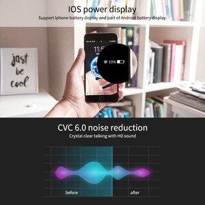 Image 5 - Fineblue F960ビジネスbluetoothイヤホンとマイク思い出させる振動摩耗クリップを実行しているiphone 12 xiaomi