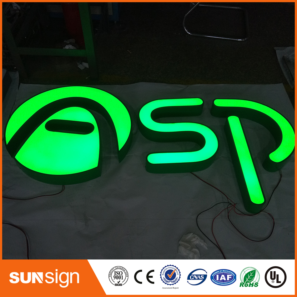 Wholesale Outdoors Store  Led Sign Letters